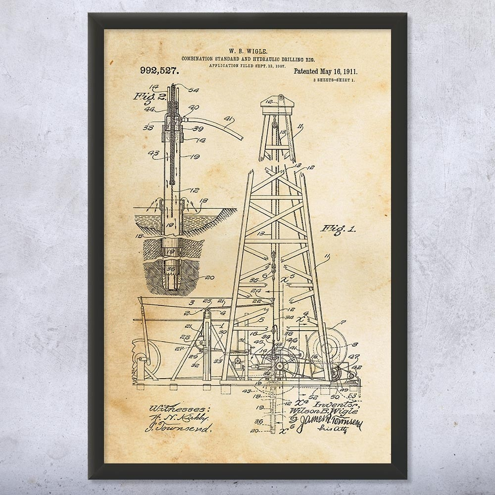Gentil Patent Earth