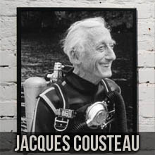 Patent Art from Inventor Jacques Cousteau