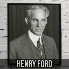 Patent Art from Inventor Henry Ford