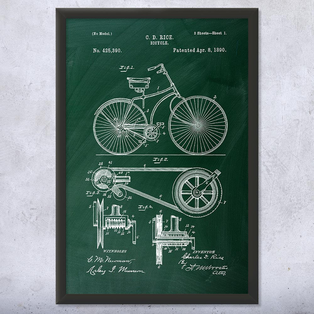 A Brief History of the Bicycle
